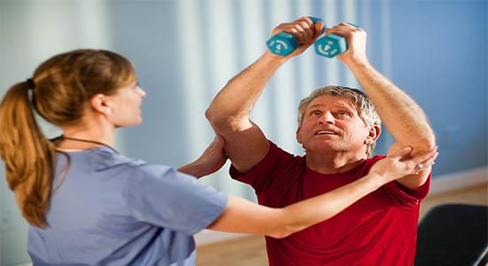 Fisioterapia pre e post intervento